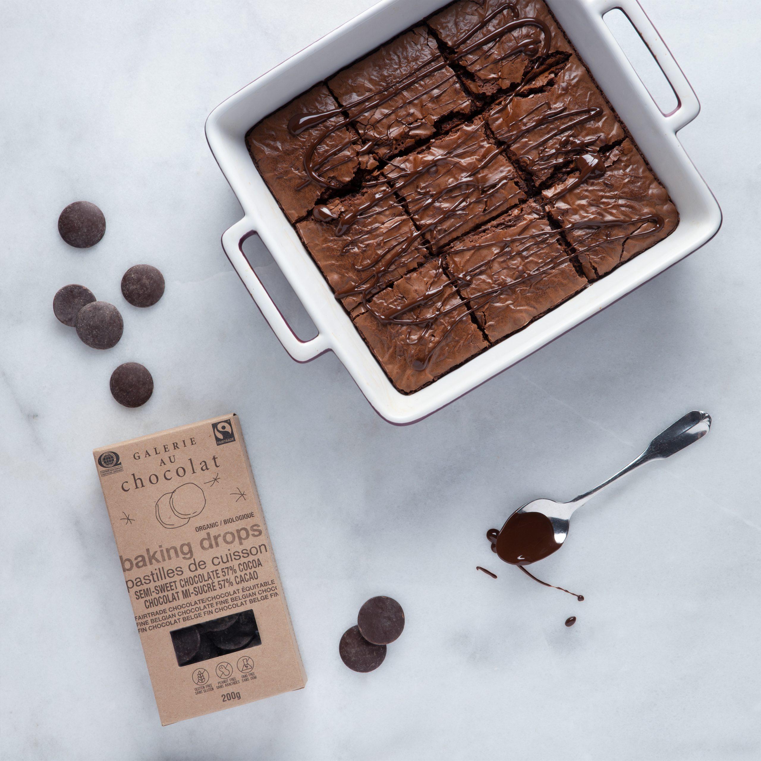 Fairtrade Baking Drops